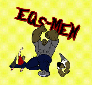 The EQs-Men EP (2013)